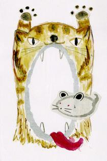 BOOK2 5章「一匹のネズミが猫に出会う」